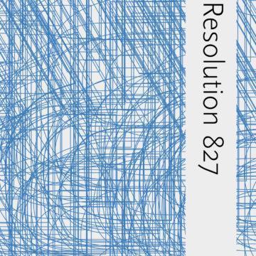 Resolution 827