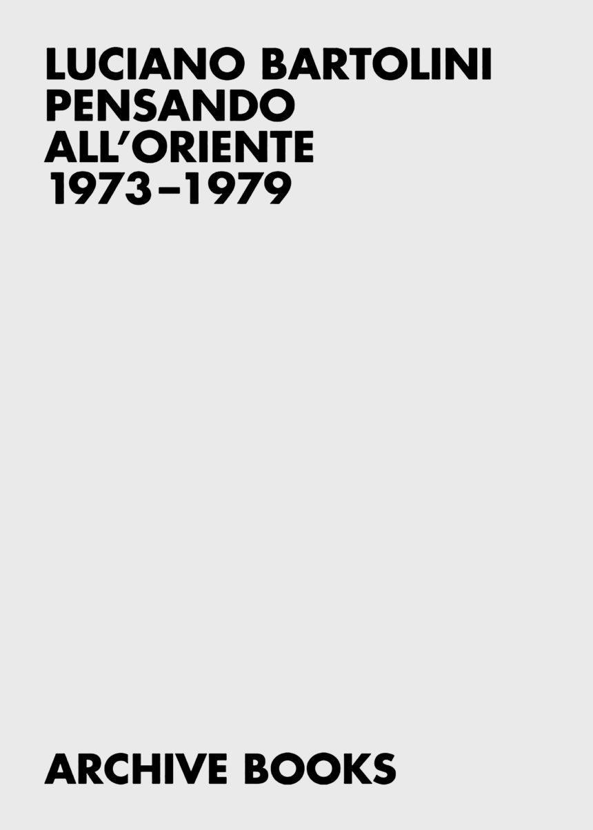 Pensando All'Oriente 1973–79