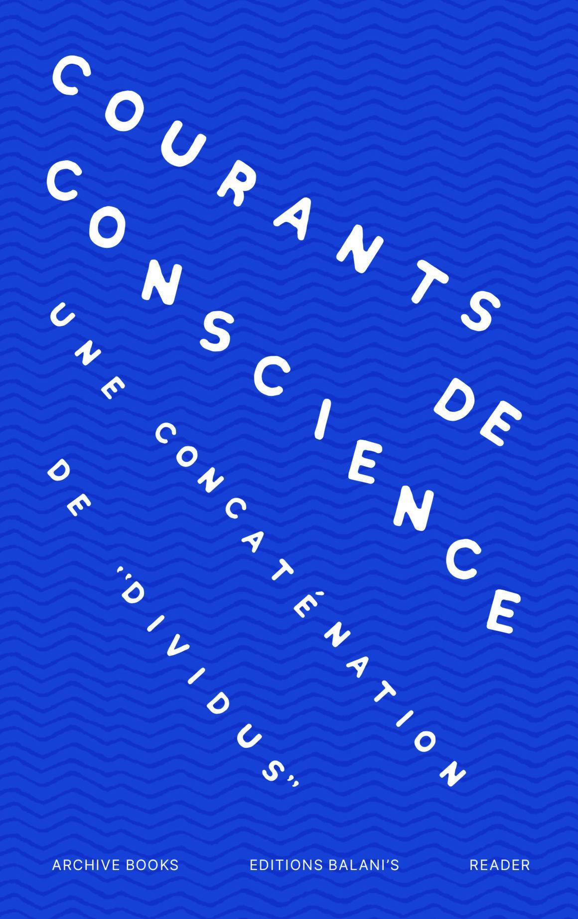 Courants de conscience. Reader