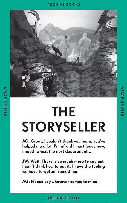 Assaf Gruber. The Storyseller